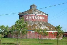Sanborn Round Barn
