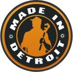 Made in Detroit.