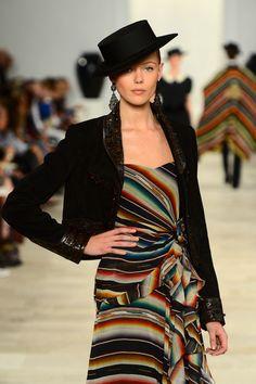 Ralph Lauren - Runway - Spring 2013 Mercedes-Benz Fashion Week - Pictures - Zimbio