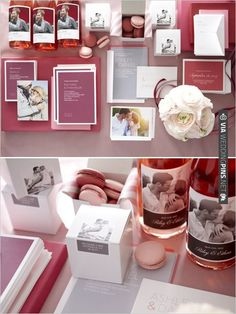 Pinhole Press Wedding Stationery   VIA #WEDDINGPINS.NET