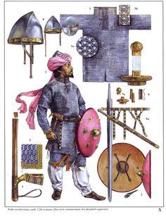 medieval_warrior_by_byzantinum.jpg (782×1022)