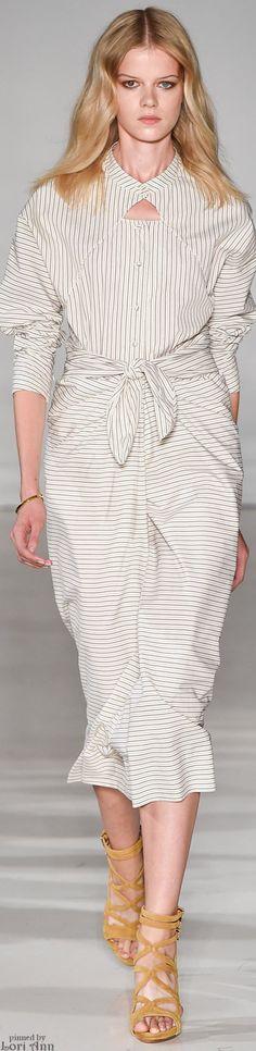 Jill Stuart Spring 2015 RTW