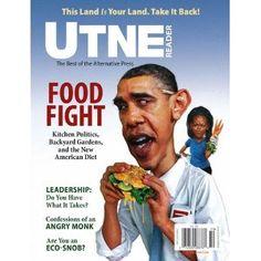 Utne Reader subscription