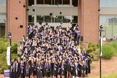 Commencement 2016  187 Graduates. The largest graduating class to date. #yhclassof2016