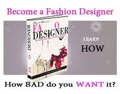 Fashion design e-book