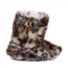 Buy Cole Ladies Luxury Faux Fur Mountain Leopard Memory Foam Slipper Boots at Bedroom Athletics - Quality designer slippers for women in a range of colours & sizes Slipper Boots, Womens Slippers, Memory Foam, Faux Fur, Mountain, Luxury