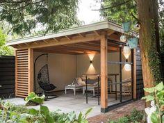 Inrichting Overkapping Tuin : 124 beste afbeeldingen van overkappingen verandas & afdakjes. in