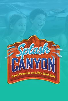 Discover a #VBS packed with thrills and spills at Splash Canyon.