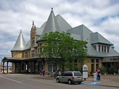 The Duluth Depot, built in 1892, Duluth, MN.
