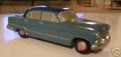 1953 Dodge Coronet 4 Door Sedan Banthrico promo model