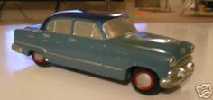 1953 Dodge Coronet 4 Door Sedan Banthrico promo model