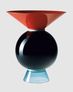 VENINI Glass Vase