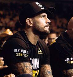 Phil (CM Punk) Brooks UFC