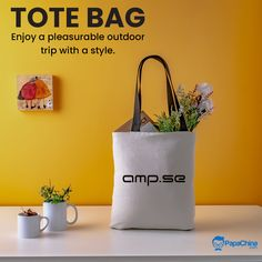 Enjoy a pleasurable outdoor trip with a stylish Tote Bag. #bags #totebag #style #Trending #wholesale #nonwoven #promotion #Marketing #advertisement #Giveaways #fashion #gifts #gift #custom #Latest Custom Tote Bags, Personalized Tote Bags, Promotion Marketing, Promotional Bags, Picnic Bag, Wholesale Bags, Luggage Bags, Giveaways, Paper Shopping Bag