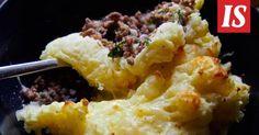 Ranskalainen kotiruoka muistuttaa tässä ohjeessa kovasti suomalaista liha-perunalaatikkoa.