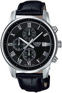 Zegarek CASIO BESIDE QUARTZ CHRONOGRAPH BEM-511L-1AVEF