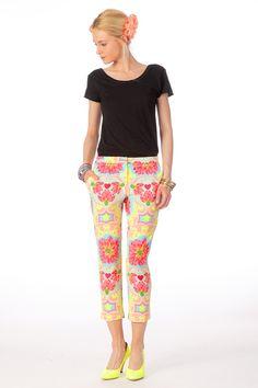 Pantalon poppy Manoush