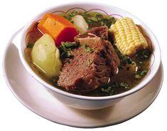 Caldo de Res - Salvadoran beef short rib soup with chayote Honduran Recipes, Mexican Food Recipes, Ethnic Recipes, Comida Latina, El Salvador Food, Salvadoran Food, Honduras Food, Recetas Salvadorenas, Costa Rican Food