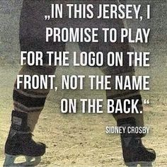 This is why I love Crosby