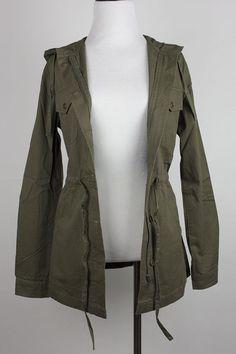 Sara Utility Jacket