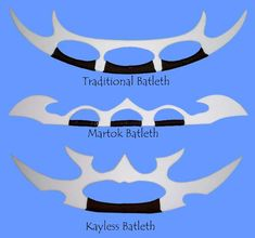 Bat'leth screenshots, images and pictures - Comic Vine