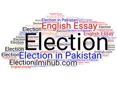 Essay on Elections in Pakistan