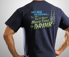 Say No To Drugs T-Shirt