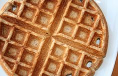 As the Corn Grows... These are the Recipes of My Life: Recipes: Aunt Christie's Waffles