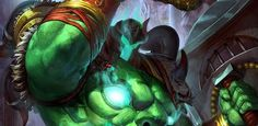 Xing Tian is Smite's latest playable god