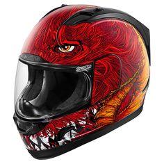 Icon Alliance Lucifur Helmet