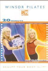 Winsor Pilates 20 Minute Workout DVD Sculpt your body slim! Approximate running time in total - 80 minutes. Toning Workouts, Pilates Workout, At Home Workouts, Exercise, Fitness Pilates, Pilates Training, Workout Dvds, Fitness Workouts, Major Muscles