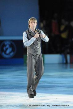 Evgeni Plushenko  Gran Gala del Ghiaccio 2011