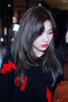 Kang Seulgi, Red Velvet Seulgi, Kim Yerim, Sooyoung, Latest Pics, Pretty Face, Black Velvet, Singer, Actresses