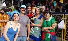 Chaves family / Credit: O Globo #carnival2015 #braziliancarnival2015 #carnival #braziliancarnival #carnivalfantasy