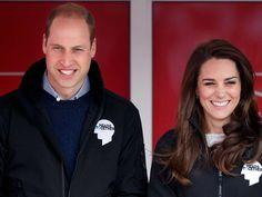 William and Duchess Kate