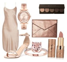"""""""georgours bby"""" by oliviasyko on Polyvore featuring Maiyet, Verali, Rebecca Minkoff, tarte and Michael Kors"""