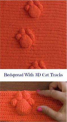 3d cat track beadspread