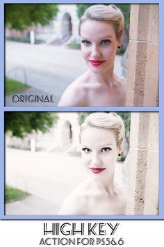 High Key Photoshop Action by ~AllThingsPrecious on deviantART