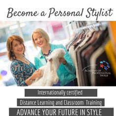 become a personal stylist width=