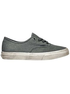 Vans Unisex Authentic Overwashed Sneakers pewter M45 W6 >>> Find out more about the great product at the image link.