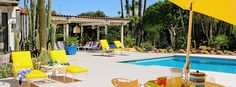 Relax in Style in Palm Springs