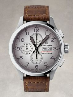 John Varvatos Chronoscope Watch                                                                                                                                                                                 More