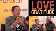 Learn more about love and gratitude from Dr. Emoto of Dr. Emoto's Peace Project