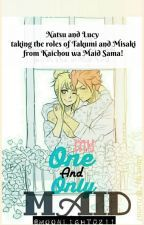 My One and Only Maid (NaLu Fan fiction) od Moonlight0211