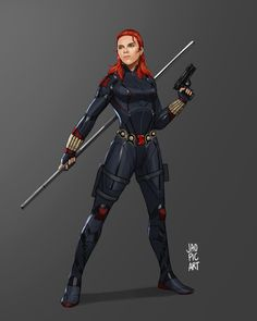 Black Widow sketch with a more comicbook-accurate look. This is my take on what she coould look like in her solo movie. Marvel Comic Universe, Marvel Dc Comics, Marvel Cinematic Universe, Comics Universe, Black Widow Movie, Black Widow Marvel, Marvel Women, Marvel Girls, Hawkeye