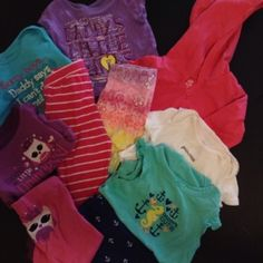 Daddy's little princess 6-12 month lot!!! 10 pieces!!