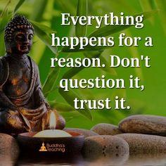 Trust it!