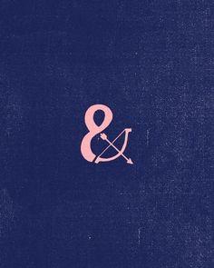 valentine's day ampersand