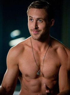 Ryan Gosling. that is all