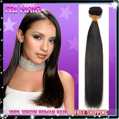 "Queen weave beauty brazilian virgin hair straight 3 pcs/4 pcs lot cheap human hair extension 8-30"" brazilian hair weave bundles $65.35 - 374.36"